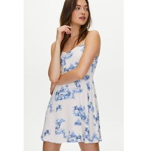 Toile Aritzia Mini Dress
